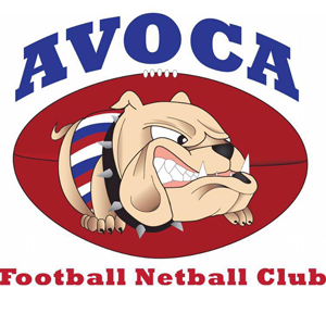 Avoca Football Netball Club Logo
