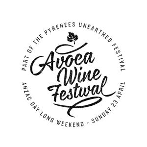 Avoca Wine Festival Logo