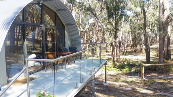Mount Cole Cottages Accommodation
